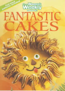"""""""VERY GOOD"""" Fantastic Cakes (""""Australian Women's Weekly"""" Home Library), , Book"""