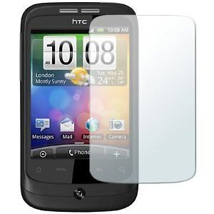 6 x LCD SCREEN PROTECTOR GUARD FOR HTC WILDFIRE G8