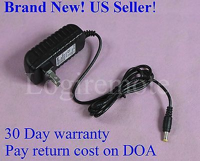 12v Ac-dc Adapter Power Supply For Motorola Surfboard Sbg6580 Cable Modem