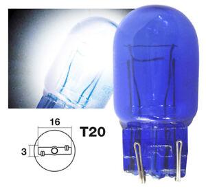 PEUGEOT 208 LUCI LAMPADINE DIURNE SIMONI RACING T20 DOPPIO FILAMENTO EFFETT X...