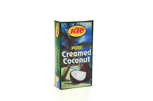 200g PURE CREAMED COCONUT CREAM MILK FREE POSTAGE!