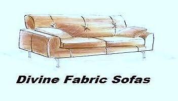 Divine Fabric Sofas