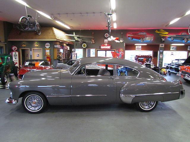 1948 cadillac series 61 2 door fastback coupe beautiful for 1949 cadillac fastback series 61 2 door