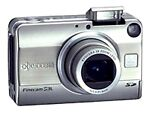 Kyocera Finecam S3L 3.2 MP Digital Camera