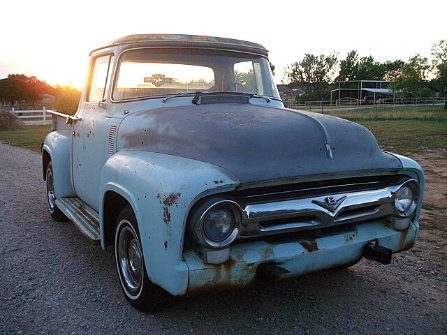 private owner with 1956 ford truck for sale autos post. Black Bedroom Furniture Sets. Home Design Ideas