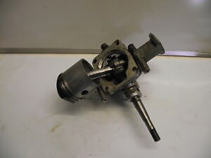 British seagull outboard motor crankshaft crankcases rod for Seagull outboard motor value