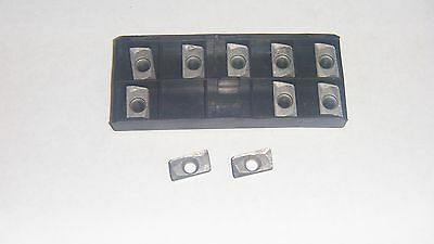 NEW 10PCS APKT 1604 PDR-HM C5 CARBIDE INSERTS  on Rummage