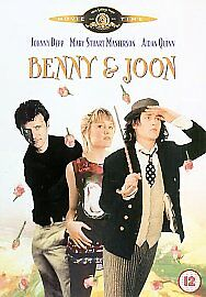 Benny And Joon (DVD) - Johnny Depp - # 1608