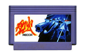 Recca  (Nintendo, 1992)