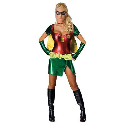Womans XS S M TV Show Teen Titans Robin Sexy Costume Teen Titans Kostüme