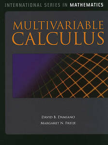 Multivariable-Calculus-International-Series-in-Mathematics-Margaret-N-Freije