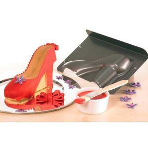 shoe high heel cake tin 3d cake pan ebay