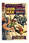 Spider-Man Silver Age Iron Man Comics