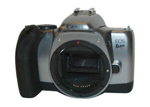 Canon EOS Rebel K2 with 28-90 lens 35mm Film Camera