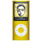 Apple iPod nano 4. Generation Gelb (8 GB)