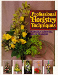 Professional Floristry Techniques-ExLibrary