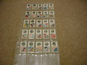 Cigarette-Card-Set-OGDENS-Trainers-and-Owners-Colours