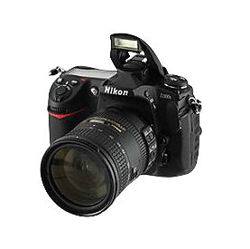 Nikon D300S 12.3 MP Digital SLR Camera -...