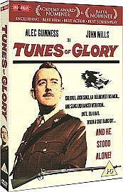 TUNES OF GLORY (1960) CLASSIC WAR FILM - NEW & SEALED