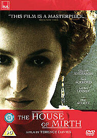 The-House-Of-Mirth-DVD-2007-Brand-New-Sealed