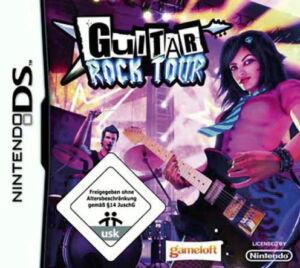 Guitar Rock Tour (Nintendo DS, 2008) - Lotsenstation, Deutschland - Guitar Rock Tour (Nintendo DS, 2008) - Lotsenstation, Deutschland