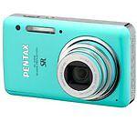 Pentax Optio S1 14.0 MP Digital Camera - Green