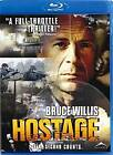 Hostage (Blu-ray Disc, 2009, Canadian)