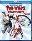 Pee-Wee's Big Adventure (Blu-ray Disc, 2011, Canadian; French)