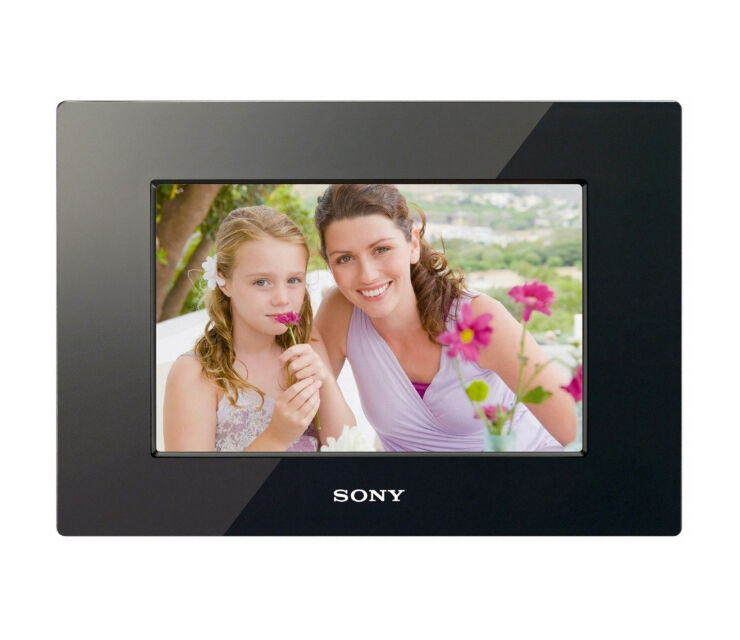 Sony Dpf D710 7 Digital Picture Frame Ebay