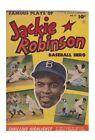 Jackie Robinson Golden Age Comics (1938-1955)