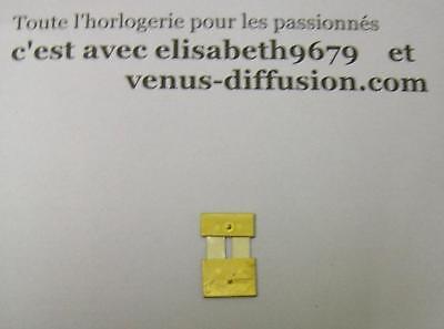 Lame Suspension De Pendule Carillon Oeil De Boeuf No 32