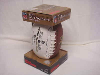 Mini autographed football Dallas Cowboys Stadium ball