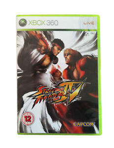 Street Fighter IV (Microsoft Xbox 360, 2009)