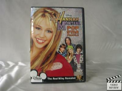 Hannah Montana: Pop Star Profile (DVD, 2007)