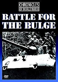 The Battle For The Bulge (DVD, 2012)