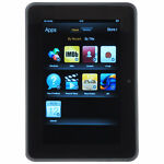 Amazon Kindle Fire HD 16GB, Wi-Fi, 7in - Black (Latest Model)