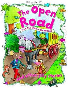 Silly-Stories-The-Open-Road-and-other-stories-Miles-Kelly-Paperback-Book-Go