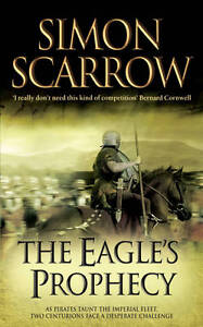 The-Eagles-Prophecy-Roman-Legion-6-Simon-Scarrow-Good-Used-Book