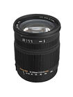 Sigma Telephoto Camera Lenses 18-250mm Focal