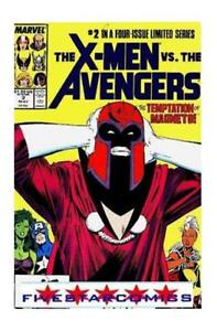 The X-Men vs. The Avengers #2 (May 1987,...