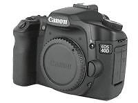Canon-EOS-40D-DSLR-Camera-Black-Body-Only-SHOWS-SPRORADIC-ERR-99-CODE