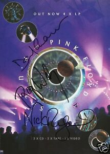 Pink-Floyd-Pulse-The-Album-Signed-PromoPoster