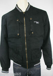 Triple-Five-Soul-Black-Jacket-Urban-Military-M-555-soul-Triple-5-Soul