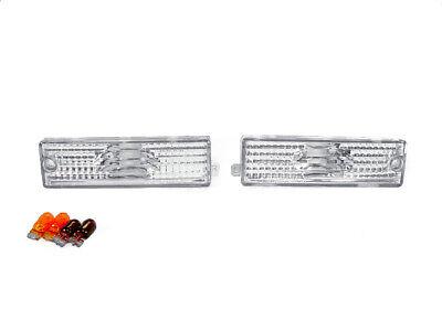 98 99 00 01 02 Pontiac Firebird / Trans Am Depo Clear Front Bumper Side Marker