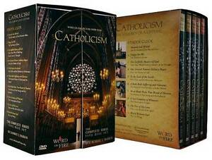 Catholicism: The Complete Series (DVD, 2011, 5-Disc Set) NEW FREE SHIPPING