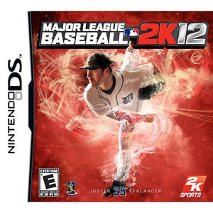Major League Baseball 2K12  (Nintendo DS...