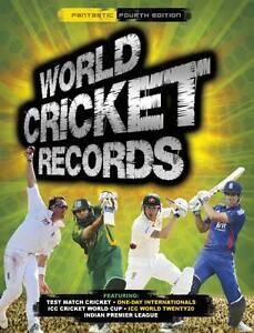 World Cricket Records, Hawkes, Chris, Good Book