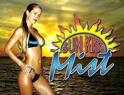 Sun Kiss- Sunless Dha Airbrush Tanning Solution - 1 Gal