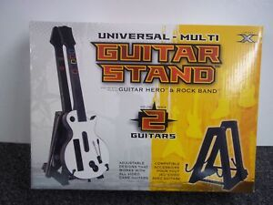 Guitar Hero & Rock Band Universal Multi Guitar stand