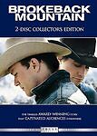 Ang Lee's BROKEBACK MOUNTAIN 2-DVD Collector's Edition 8 Postcards  NEW SEALED